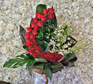 STAIRWAY TO YOUR HEART  in Miami, FL | GERANIOS FLOWERS