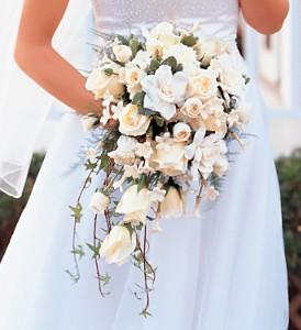 Cascading Bouquet Bridal Bouquet
