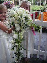 CASCADING BRIDAL BOKAY