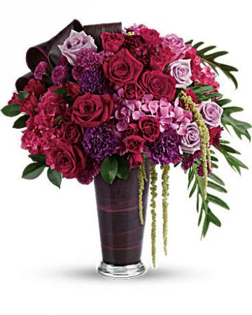 Cascading Elegance Bouquet Arrangement