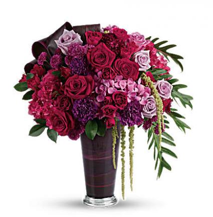 Cascading Elegance Rose Bouquet