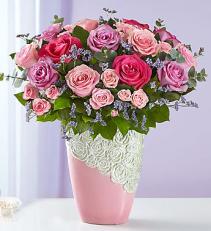 Cascading Rose Bouquet  Roma Florist
