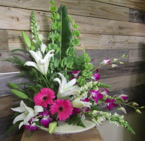 Casey Key Tropical Arrangement in Venice, FL | ALWAYS AN OCCASION FLORIST & DECOR