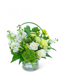 Cashmere Darling Flower Arrangement