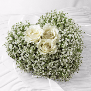 Casket Adornment Arrangement in Winston Salem, NC | RAE'S NORTH POINT FLORIST INC.