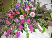 Sweet Solace Spray Casket Arrangement