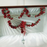 Casket Rosary Casket Adornment