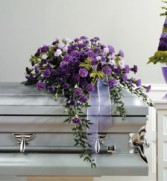 CASKET SPRAY CTT50-21 PURPLE