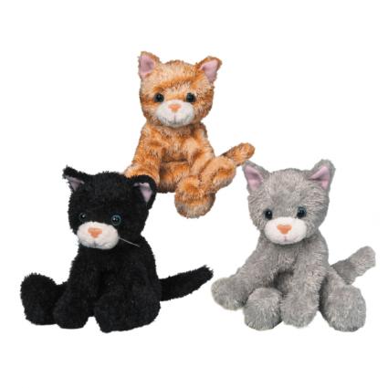 Catsy Kitty Plush - 6