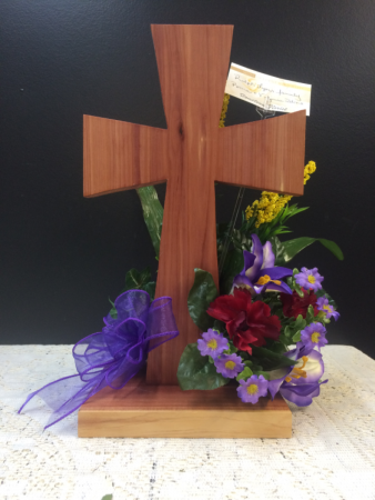 Cedar Cross Keepsake