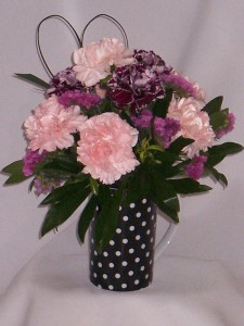 CELEBRATE WITH CARNATIONS Congratulations Flowers   Welcome Home Flowers, Florists Prince George BC   AMAPOLA BLOSSOMS