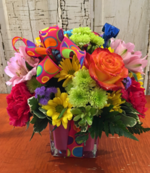 Celebrating you! Birthday  in Chesterfield, MO | ZENGEL FLOWERS AND GIFTS