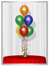 Celebrate! Balloon Bouquet