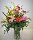 CELEBRATE BEAUTY  FRESH FLOWERS VASED