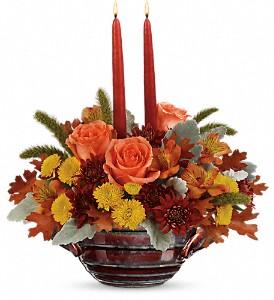 Celebrate Fall Centerpiece Arrangement