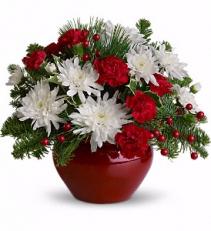 Celebrate Holiday Christmas Arrangement