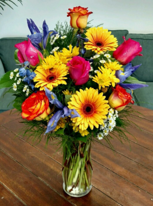 Celebrate the Day Bouquet in Bluffton, SC | BERKELEY FLOWERS & GIFTS