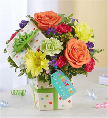 Celebrate the Day Bouquet Arrangement