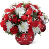 Celebrate the Season Centerpiece  holiday