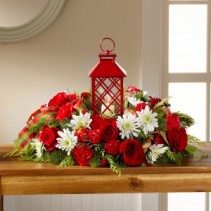Celebrate the Season Centerpiece holiday