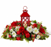 Celebrate the Season Christmas Centerpiece