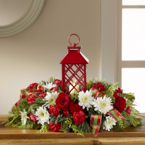 Celebrate the Season Christmas Centerpiece