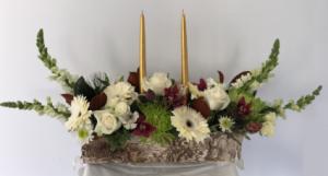 Celebrate the season Flower Arrangement in Chappaqua, NY | MONET'S GARDEN