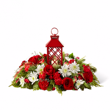 Celebrate the seasons centerpiece Holiday centerpiece