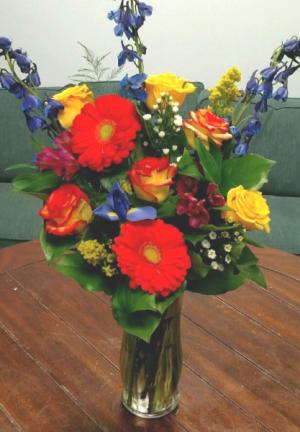 Celebrate Today! Bouquet in Bluffton, SC | BERKELEY FLOWERS & GIFTS