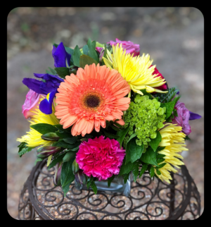 Celebrate Today Bouquet  in Bryan, TX | NAN'S BLOSSOM SHOP