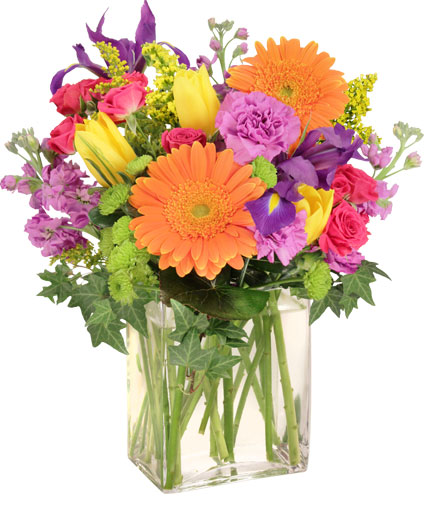 Celebrate Today Bouquet In Riverton Il Just Becauseflowers