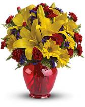 CELEBRATE TODAY Vase Arrangement