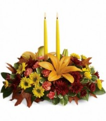 Celebrate Together Fall Centerpiece