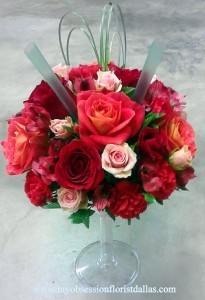 Love Potion. Fresh floral in Dallas, TX | MY OBSESSION FLOWERS