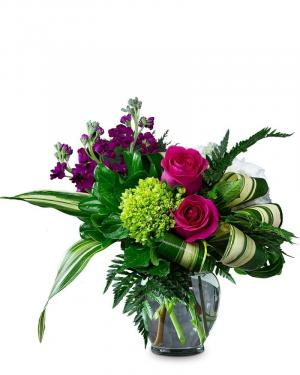 Celebrate You Arrangement in Barre, VT   Forget Me Not Flowers and Gifts LLC