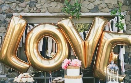 Celebrating LOVE  today!!!!! Balloons