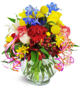 Celebrating Vase arrangement