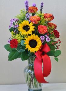 CELEBRATION  Bouquet of Flowers in Riverside, CA | Willow Branch Florist of Riverside