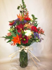 Celebration of Creative Spirits Arrangement