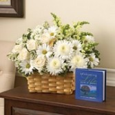 Celebration of Life - All White Funeral - Sympathy