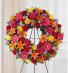 Celebration of Life Standing Wreath