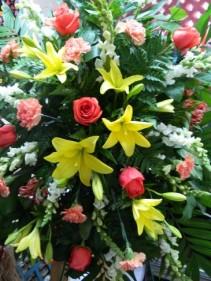 Celebration of Life Funeral Spray