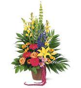 Celebration of Life Funeral Vase