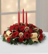 Celebration of the Season Centerpiece Christmas