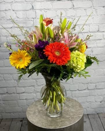 Celebration Time Vase Arrangement