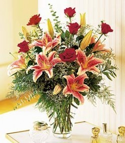 Celebrations Bouquet Vase Or Bouquet