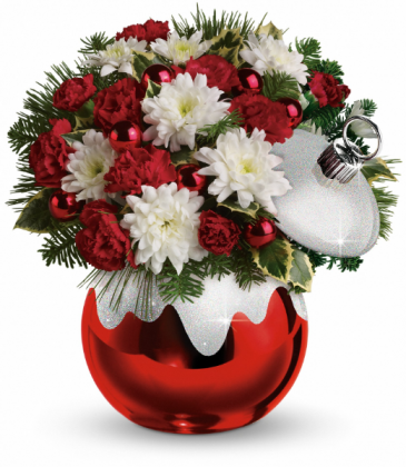 Celebrations by Radko Glitter & Shine Ornament