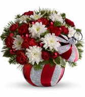 Celebrations by Radko Ornament by Teleflora **LIMITED TIME OFFER**