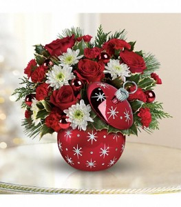 Celebrations by Radko Starry Ornament Bouquet DX  in Burbank, CA | MY BELLA FLOWER
