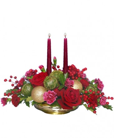 CELESTIAL CENTERPIECE Seasonal Flowers